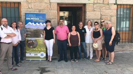 La Sierra de Guadarrama presenta en Polonia su estrategia de turismo