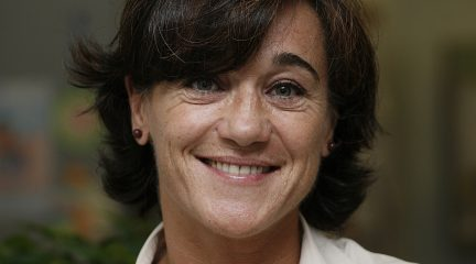Blanca Fernández Ochoa, encontrada muerta en el pico de La Peñota, cerca de Cercedilla