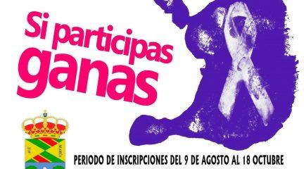 Collado Mediano será sede de la tercera Carrera Contra la Violencia de Género organizada por la Mancomunidad La Maliciosa
