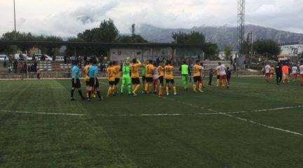 El Unión Collado Villalba se lleva el derbi ante el Cerceda (0-1) y el Torrelodones es goleado por el primer líder, la Fundación (4-0)
