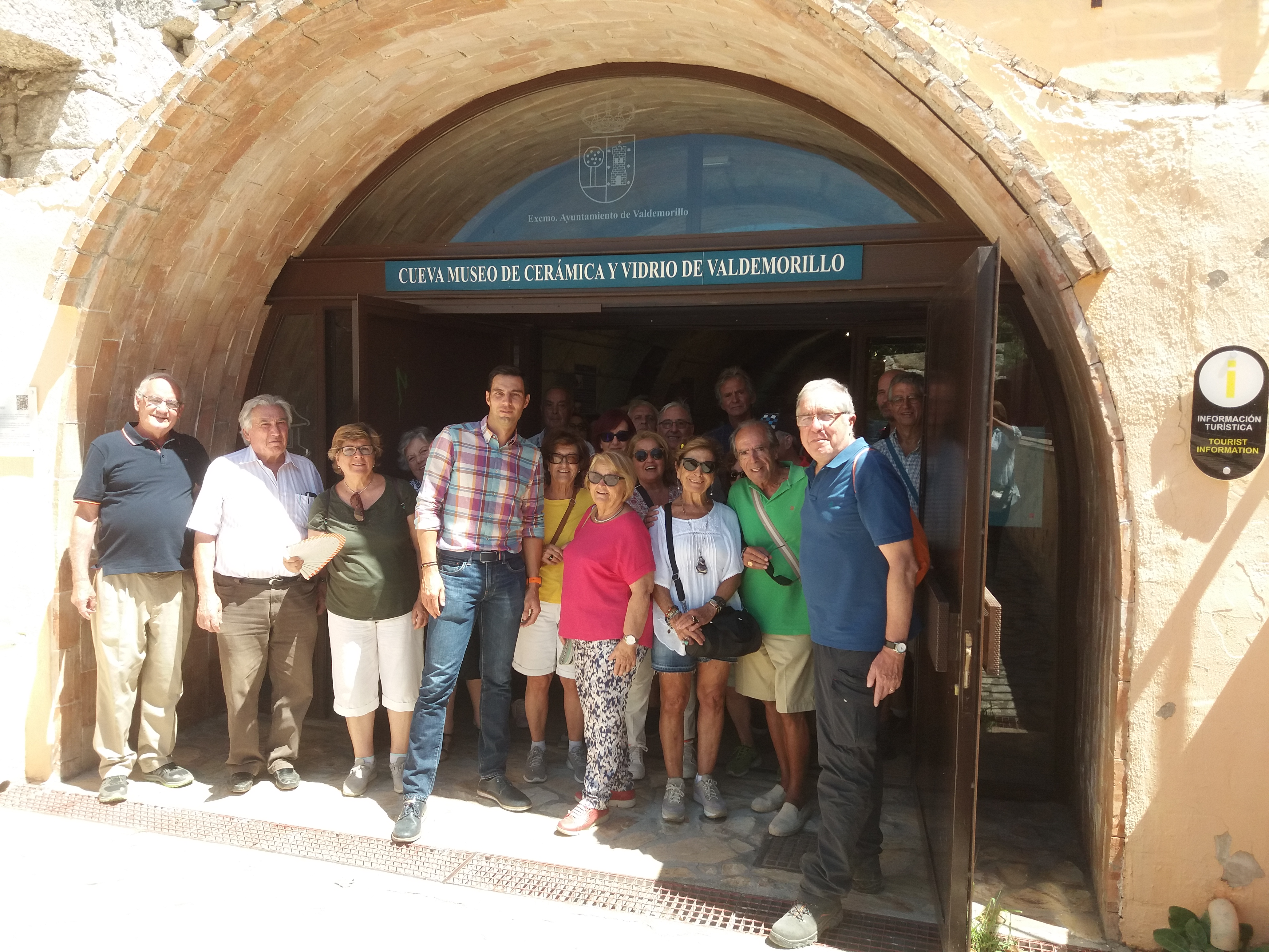 Cueva Museo Valdemorillo