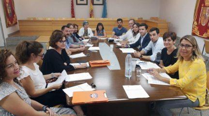 Se constituye la Mesa General de Negociación en el Ayuntamiento de Valdemorillo