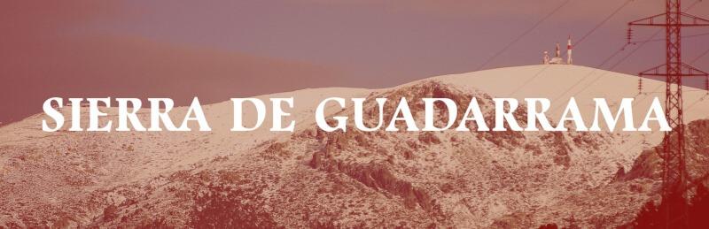 sierra de guadarrama