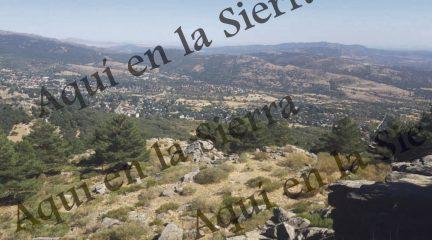 La Peñota: ésta es la fotografía del lugar donde ha aparecido el cuerpo de Blanca Fernández Ochoa