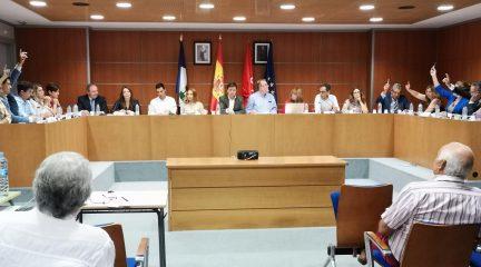 El Ejecutivo de Valdemorillo (PP-Cs) logra aprobar los presupuestos de este año gracias a la abstención de PSOE y Podemos-Equo