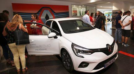 Renault Talleres Escorial presenta el Nuevo Clio: el icono se renueva una vez más