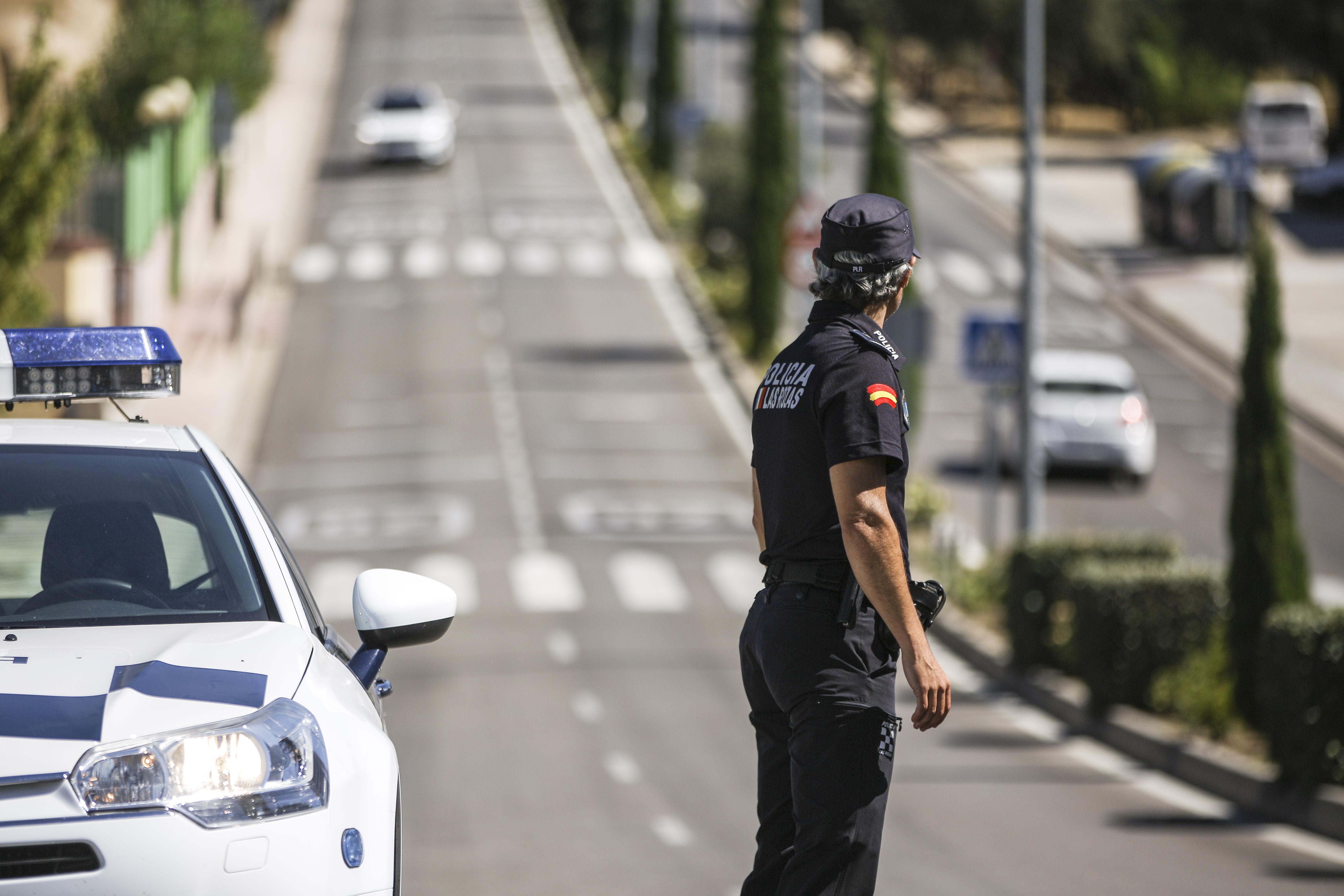 policía local Las Rozas