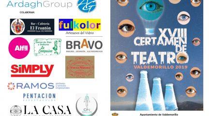 Ya están a la venta los abonos para el Certamen de Teatro Aficionado de Valdemorillo