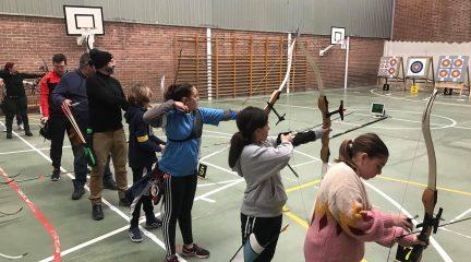 La Escuela de Tiro con Arco, también en la diana de la oferta deportiva en Valdemorillo