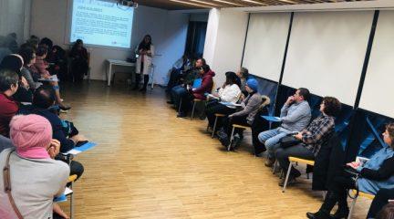 El Hospital General de Villalba imparte un taller trimestral para ofrecer una atención más integral y cercana a las pacientes con cáncer de mama