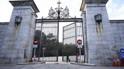 """El sindicato CSIF lamenta la """"indefensión"""" de los trabajadores tras el cierre del Valle de los Caídos"""