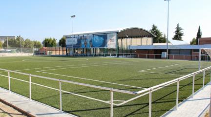 Galapagar, nueva sede federativa del fútbol benjamín de Madrid