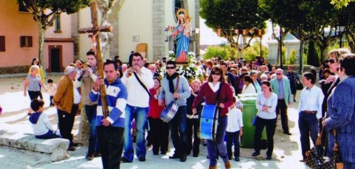 fiestas barrio del rosario