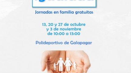 El área de Igualdad y Familia organiza dos talleres junto a Guerreros Galapagar