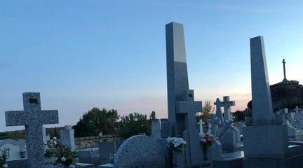 El PSOE de El Escorial pide más vigilancia en el cementerio ante los robos de los últimos días