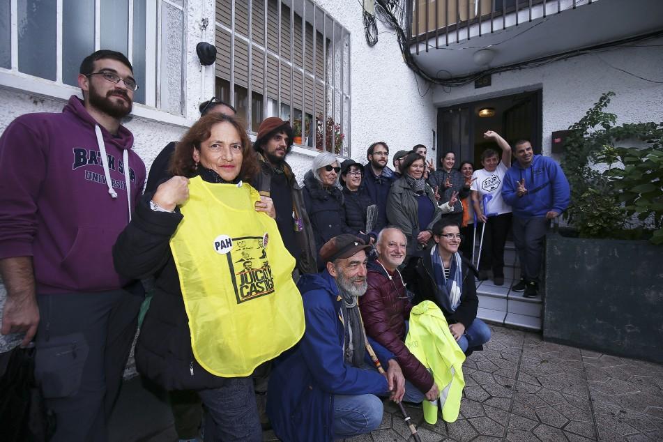 desahucio villalba octubre 2019