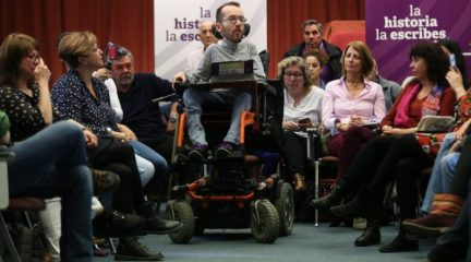 Pablo Echenique visita mañana Collado Villalba para reunirse con varios colectivos sociales