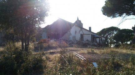 """El Supremo decreta como """"nula de pleno derecho"""" la autorización de una vivienda en la finca Fuentevieja de Valdemorillo"""