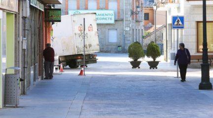 La calle Real de Alpedrete se abrirá al tráfico de lunes a viernes y se mantendrá cerrada los fines de semana