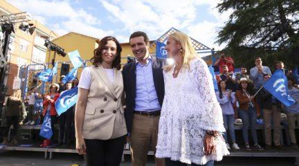 Mariola Vargas, José de la Uz, Carla Greciano y Pedro Corbalán, en las listas del PP al Congreso