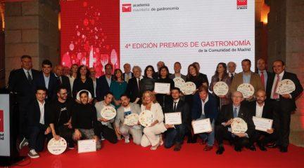 El restaurante Charolés, en San Lorenzo, entre los galardonados en los Premios de Gastronomía de la Comunidad de Madrid