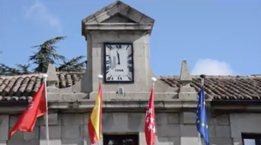 reloj guadarrama