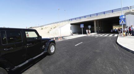 Ciudadanos Torrelodones propone que se reduzca la velocidad en la zona del colegio de San Ignacio de Loyola y del centro comercial