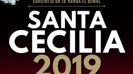 La Banda El Bemol ofrece este viernes en Galapagar su tradicional concierto de Santa Cecilia