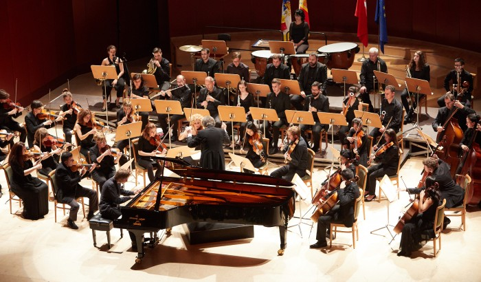 Concurso Internacional de Piano Compositores de España