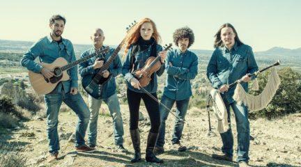 Street Wings presenta su último disco este sábado en el Teatro de Collado Mediano