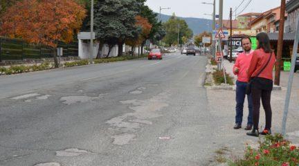 Guadarrama inicia un proyecto de asfaltado que afectará a los accesos, el centro y varias urbanizaciones
