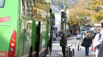 Guadarrama se moviliza para pedir mejoras en el transporte público