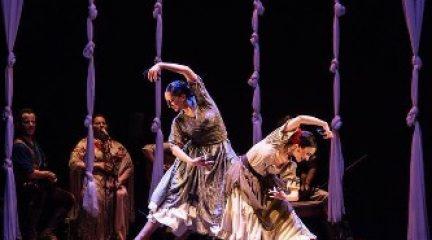 Becerril acoge un espéctaculo de danza española, de tradición y vanguardia