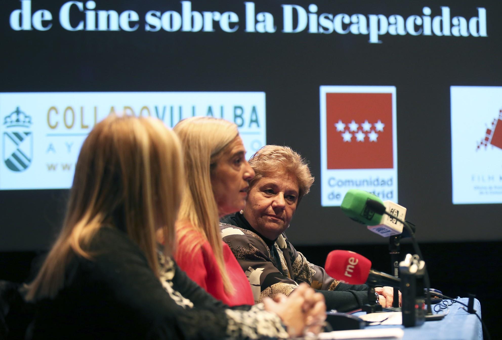 El XII Festival Internacional de Cine sobre la Discapacidad de Collado Villalba