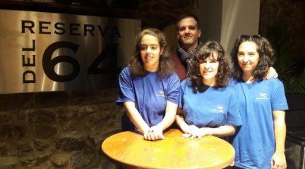 Aperitivos solidarios y cata de tés, este sábado 30 de noviembre en Reserva del 64