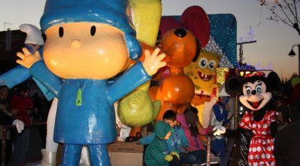 Pista de hielo, cuentos del mundo y un tributo a Bruno Mars, en la programación navideña de Galapagar