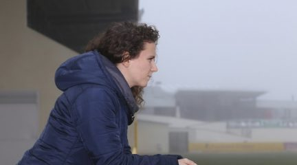 """Alexandra García, la árbitra insultada en un partido de juveniles: """"Ojalá esto sirva para que algo así no vuelva a ocurrir"""""""