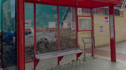 La línea de autobús 645, en Robledo de Chavela, contará con dos nuevos servicios