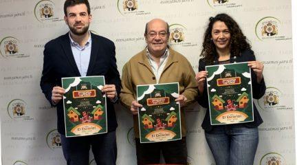 Una carpa en la plaza de España y la celebración de la Fiesta de Nochevieja, novedades en la programación navideña de El Escorial