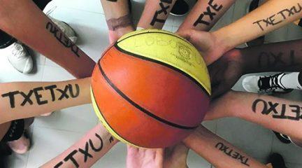 El Club Baloncesto Villalba se vuelca para ayudar a Txetxu