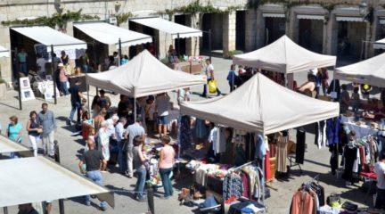 Este domingo regresa el mercado ecológico de Hoyo de Manzanares