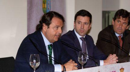 """Valdemorillo se reivindica como """"gran bastión taurino de la Sierra"""" en la presentación de su Feria de San Blas 2020"""