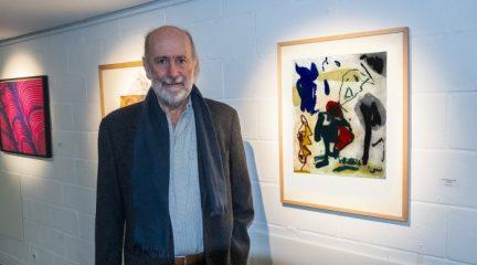 El artista Eduardo Vega de Seoane gana el XX Certamen de Grabado José Caballero de Las Rozas