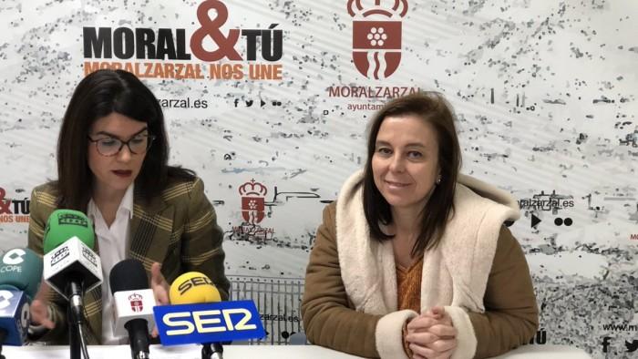 Olga Tofiño y Susana Villarreal