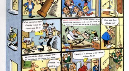 """The Mamás & The Papás llevan a Valdemorillo su particular homenaje a la """"13, Rue del Percebe"""" de Ibáñez"""
