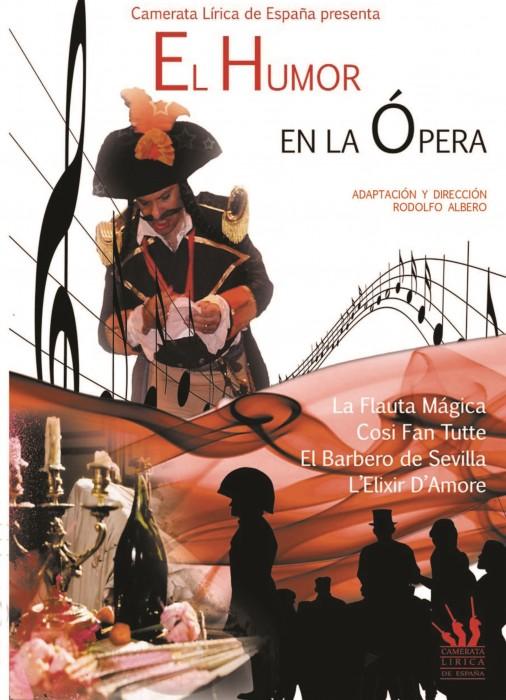 """""""El humor en la ópera"""" Camerata Lírica de España"""