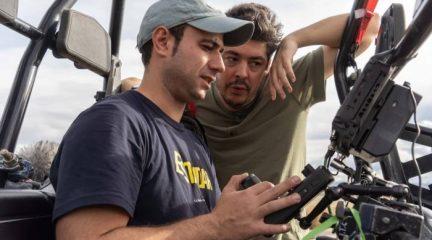 """Fernando González, vecino de Guadarrama, ultima su primer largometraje, una comedia negra al estilo """"Fargo"""""""