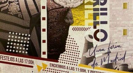 Valdemorillo presenta los carteles de su feria taurina 2020 en la Casa de Cultura Giralt Laporta