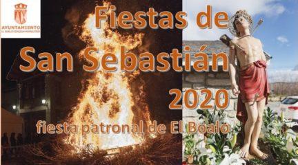 El Boalo se prepara para celebrar la festividad de San Sebastián el 20 de enero