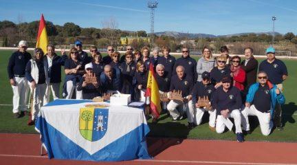 """Entregados en Valdemorillo los trofeos del primer """"Ranking"""" organizado por el Club de Ground Golf"""